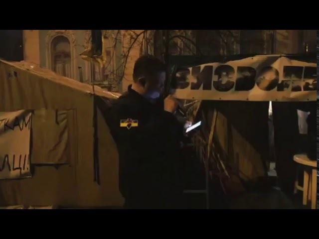 Семенченко -- зараз головне зберегти наш революційний табір