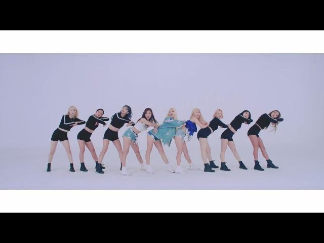 [MV] 이달의 소녀 오드아이써클 (LOONA/ODD EYE CIRCLE) Girl Front Choreography Ver.