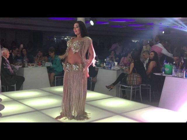 Alla Kushnir international belly dance star.Egypt 2016