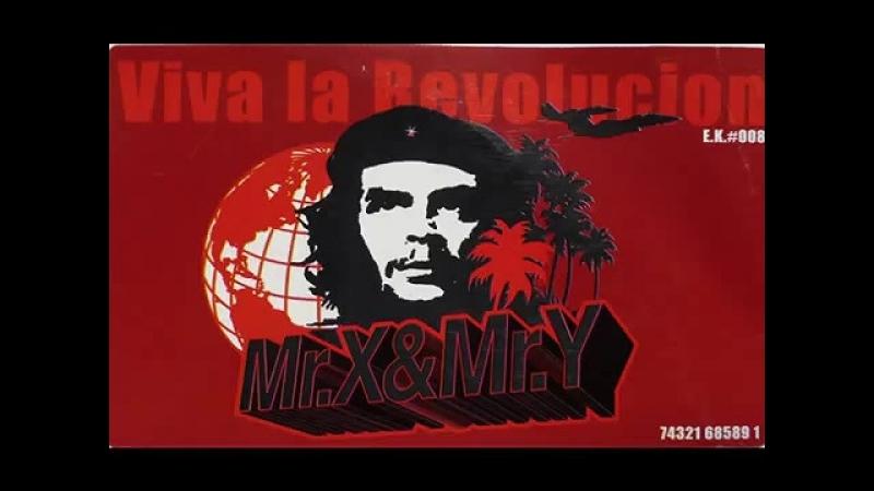 MR.X MR.Y ~ VIVA LA REVOLUCION! ( CHE LEADER, FREEDOM MIX )