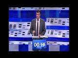 Юрий Болдырев на дебатах 13 марта 2018 года на