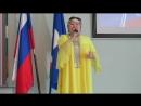 Ыллыыр Лидия Харитонова. Сахам сирэ. 20.04.2018