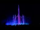 Поющий фонтан Варшава