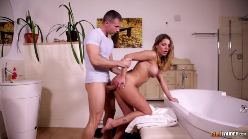 Angel Rivas ( Angel Rivas in the spotlight) 2017, Big Ass, Cowgirl, Nice Eyes, Fake Tits, Russian, Blonde