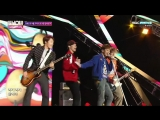N.Flying - Hot Potato @ Show Champion K-Pop World Festa 180214