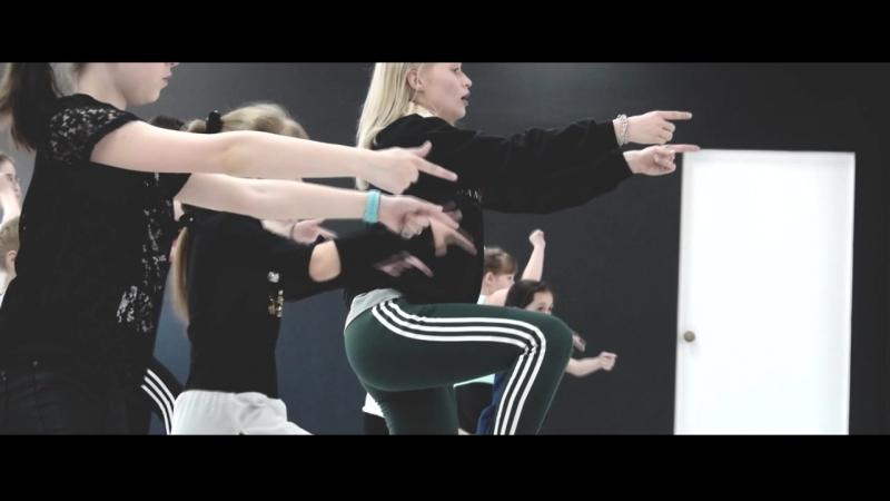MK MASHA KOVALEVA HIP-HOP Choreo 15.04.18 BLACK DANCE CENTRE