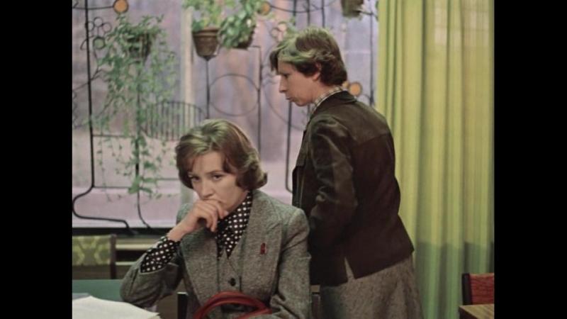 Москва слезам не верит 1979