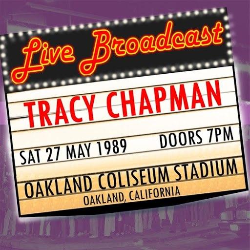 Tracy Chapman альбом Oakland Coliseum Stadium 27th May 1989 (Live)