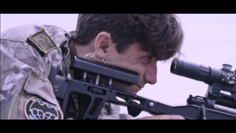Трейлер к фильму «Война снайпера».