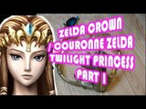 PRINCESS ZELDA COSPLAY crown part 1r