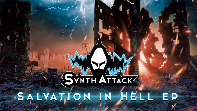 SYNTHATTACK - Salvation in Hell EP (Preview)