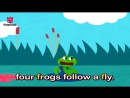 F ¦ Frog ¦ ABC Alphabet Songs ¦ Phonics ¦ PINKFONG Songs for Children