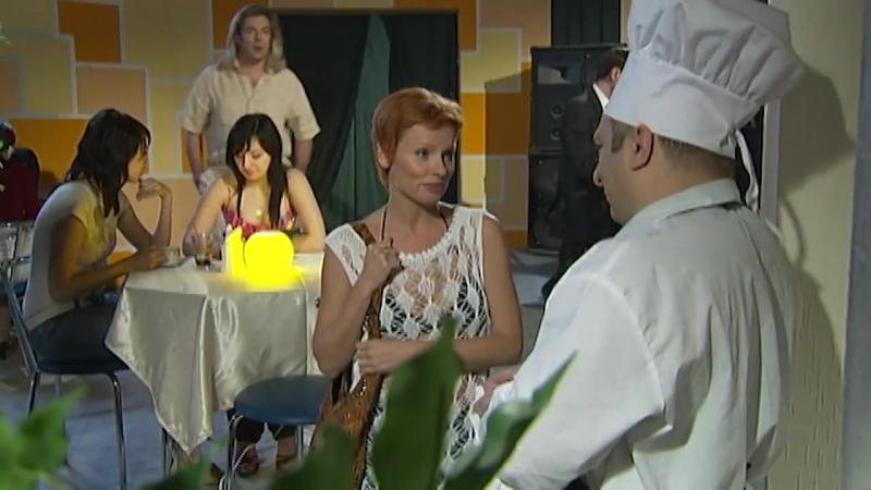 Сериал Ангел хранитель 2006 2007 5 серия