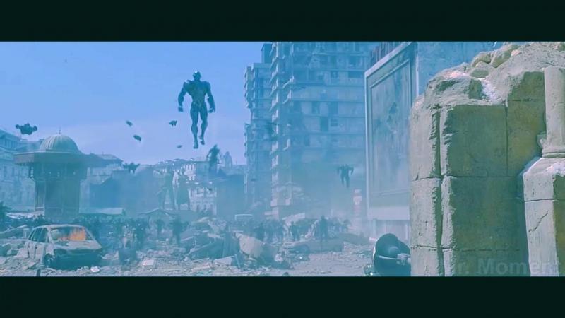 The Avengers (2012; The era of Altron, 2015) Iron confrontation