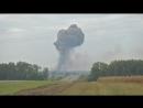 вибух Артилерійських складів в Калинівці