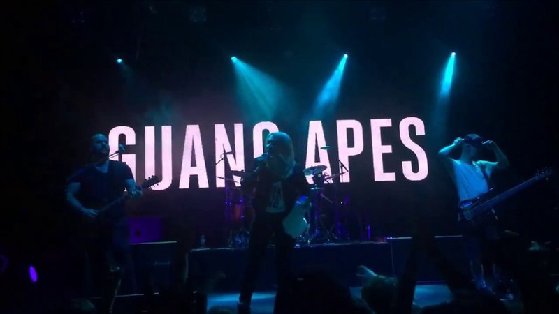 Guano Apes - live @ Aurora Concert Hall (Saint-Petesburg 14.04.2018)