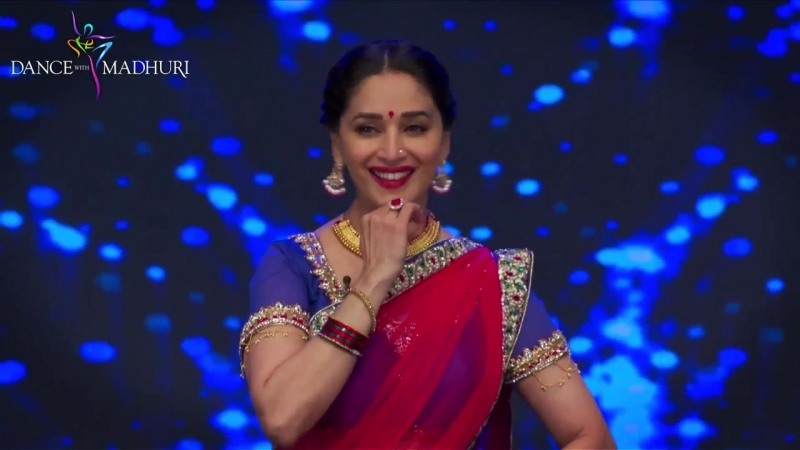 First-Time-Ever, Marathi Laavni by Madhuri Dixit Herself _ Promo _ DWM