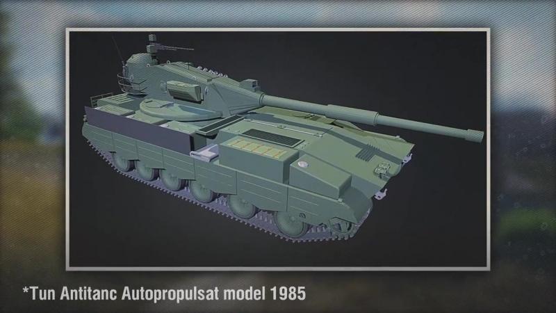 [WoT Fan - развлечение и обучение от танкистов World of Tanks] Чехословацкий Барабан XI-го уровня - TAA mod. 85 - Будь готов! -