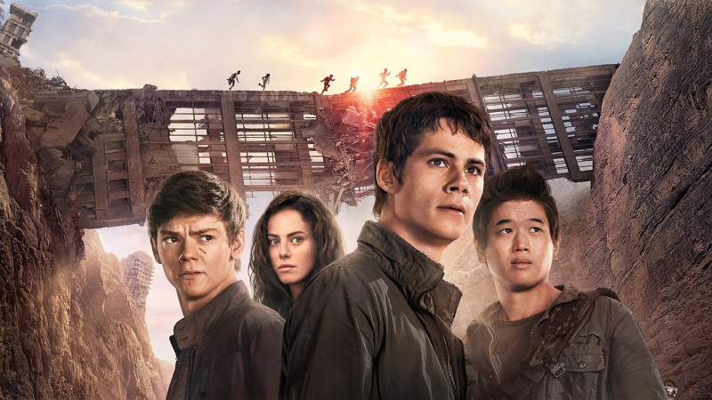 🎬Бегущий в лабиринте: Испытание огнем (Maze Runner: The Scorch Trials, 2015) HD