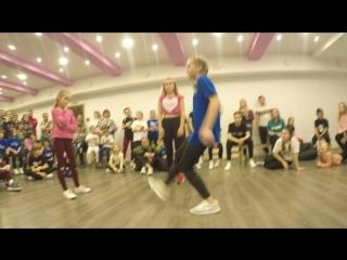 LATIFA VS MARIA VS VIKTOSHA   DANCEHALL   FINAL   БУДЬ СОБОЙ БАТТЛ 3