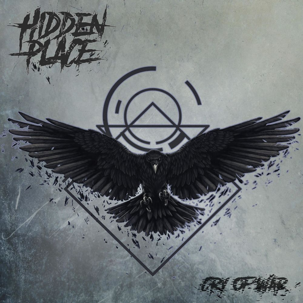 Hidden Place - Cry Of War (2017)