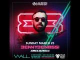 Benny Benassi - Live @ Ultra Carry On, Wall Miami, Miami Music Week, USA (25.03.2018)