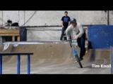 Tim Knoll - Parkour BMX Most Creative Bike Stunts