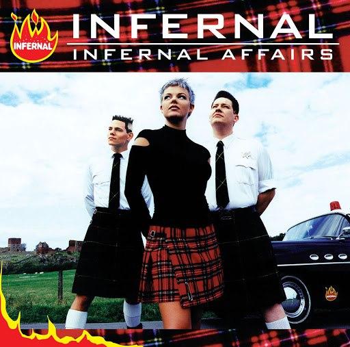 Infernal альбом Infernal Affairs