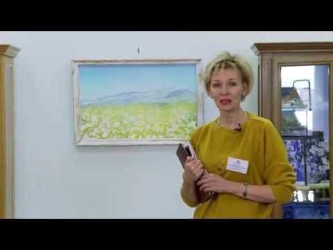 Отзывы о весенней выставке Марии Пьяновой в Библиотеке Автограда