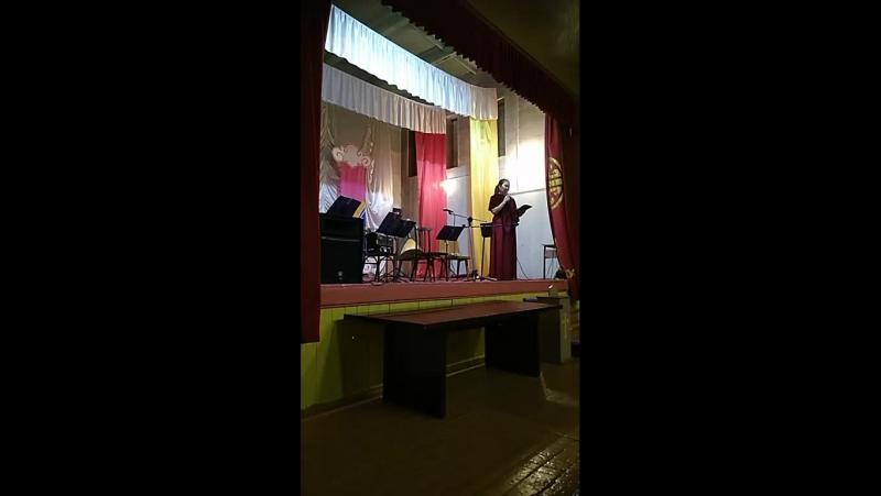 Благотворительный концерт по сбору средств на строительства храма в селе Сукпак