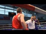 60 кг. Руслан Батманов (СПб) - Шункор Абдурасулов (Узбекистан)