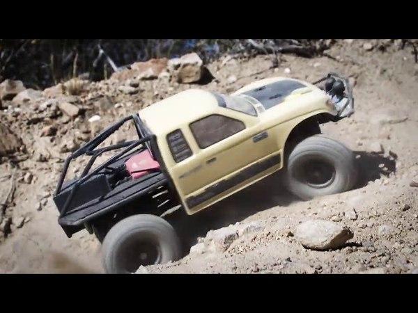 AX90059 Axial SCX10 II Trail Honcho Promo Commercial