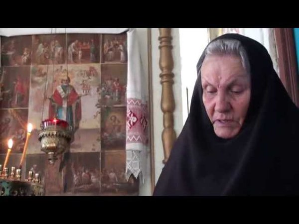 Матушка Россия. Крестный путь. фильм 2. Летопись Нафанаила.