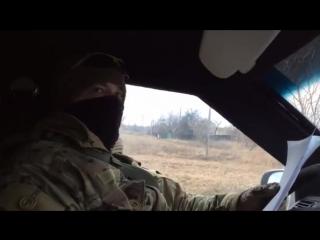 Командир ВС ДНР Ольхон Обратился: «Африка, Украина. Какая Разница? Это Моя Профессия. Мне Это Близко» [Зима-2015] 360 RUS