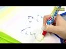 Рисуй водой набор для детского творчества