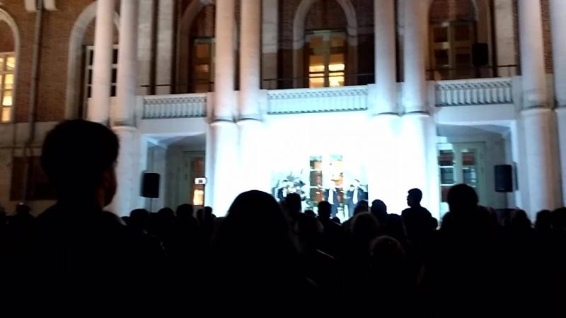 Ночь музеев в Царицыно. Fortuna Brass Band. Веселья час