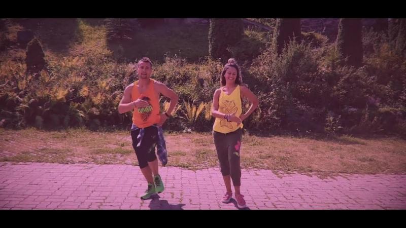 Maluma FT Marc Anthony - Felices los 4 - Salsa version by Dudu Cristina Claudiu Gutu