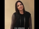 Amy Lee - Message To Italian Fans (19/03/2018)