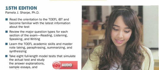 Barrons Toefl Ibt 13th Edition Ebook