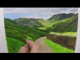 How To Paint A Realistic Landscape Oil Painting TutorialMichael James Smith Art
