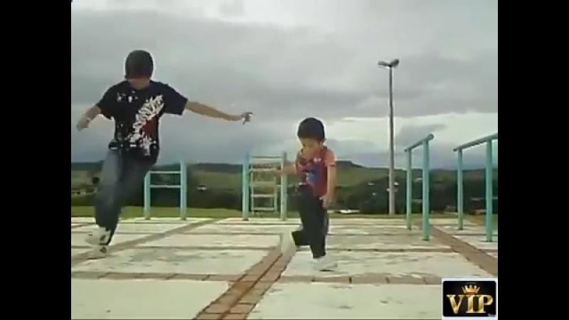 Супер танцор!