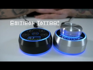 Critical Atom X и Critical Atom Power Supply