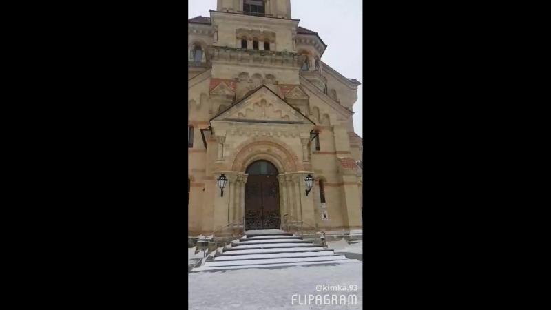 Кирха Одесса 27/02/2016