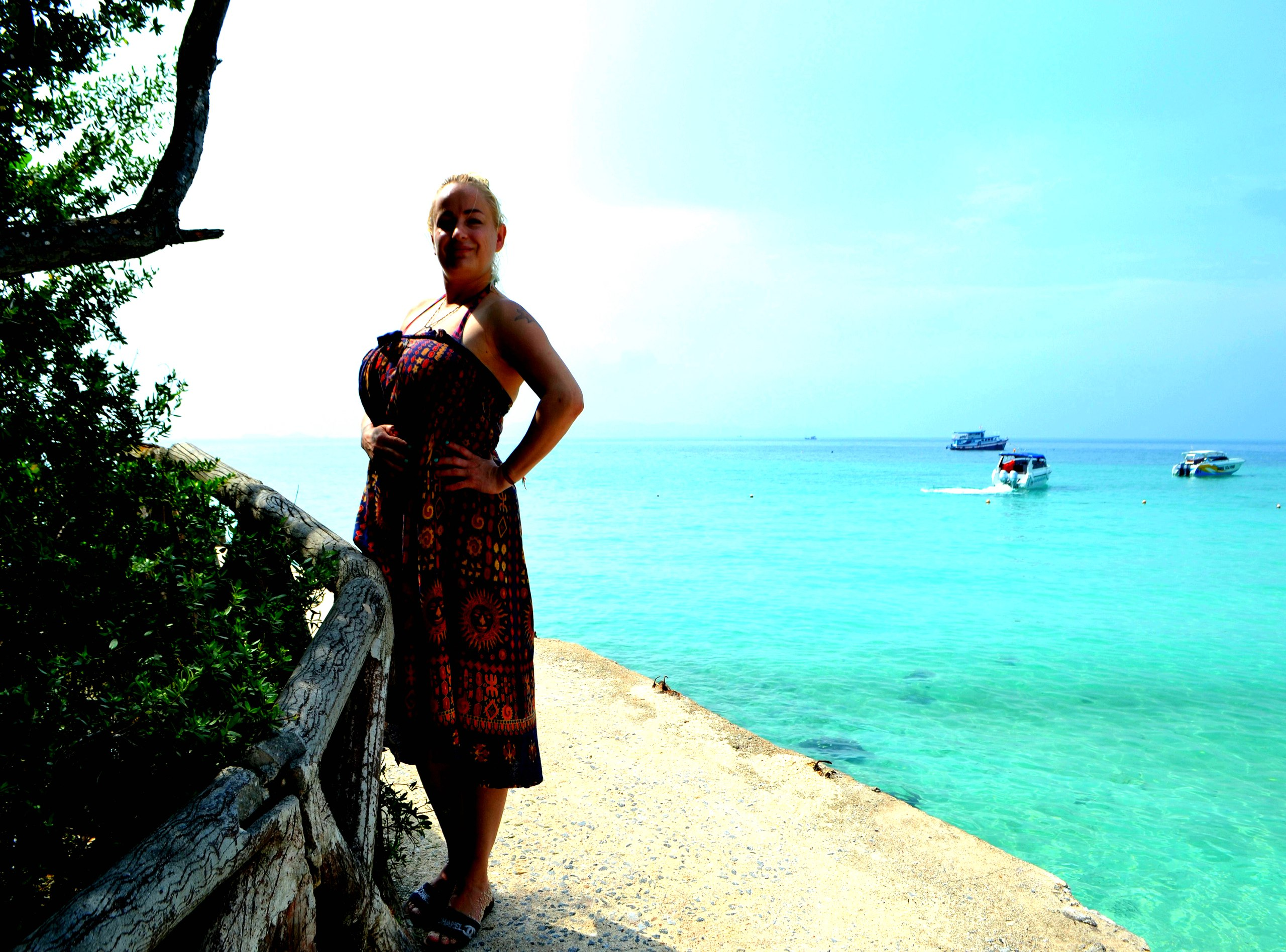 Елена Руденко ( Валтея ). Таиланд. Остров Ко Лан. Peojux-J4K8