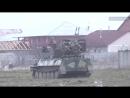 Відпрацювання навчальної бойової тривоги полку АЗОВ