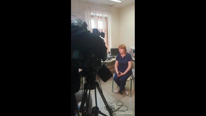 Интервью нашего Главного Врача, терапевта-кардиолога, врача высшей квалификационной категории, Елисеевой Ларисы Анатольевны