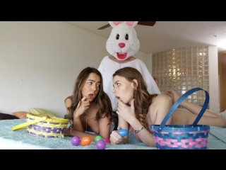 Alex blake and lily adams - creampie surprise [all sex, hardcore, blowjob, threesome, incest, easter porn]