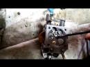 Глохнет бензопила при нажатии на газ - YouTube