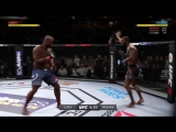 EA Sports UFC 3 Fight 1