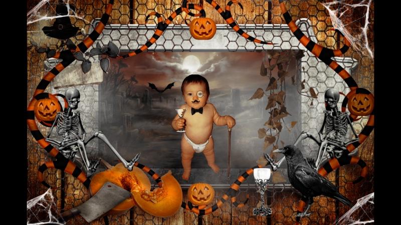 Адская кухня Хеллоуин.